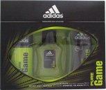 Adidas Pure Game Gift Set 50ml EDT + 150 ml Body Spray + 250ml Shower Gel