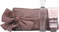 Christina Aguilera Royal Desire Gift Set 30ml EDP + 50ml Body Lotion + Satin Evening Bag