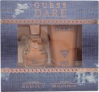 Guess Dare Gift Set 50ml EDT + 200ml Body Lotion
