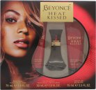 Beyonce Heat Kissed Gift Set 30ml EDP + 75ml Body Lotion + 75ml Shower Gel