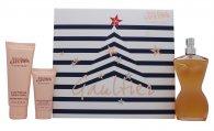 Jean Paul Gaultier Classique Gift Set 100ml EDT + 75ml Body Lotion + 30ml Shower Gel