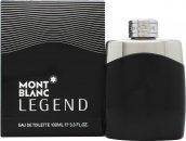 Mont Blanc Legend Eau de Toilette 100ml Spray