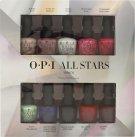 OPI All Stars Gift Set 10 x 3.75ml Nail Lacquer