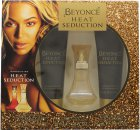 Beyonce Heat Seduction Gift Set 30ml EDT + 75ml Body Lotion + 75ml Shower Gel