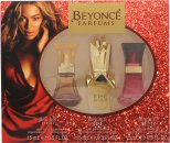 Beyonce Gift Set 15ml Heat EDP + 15ml Rise EDP + 15ml Wild Orchid EDP
