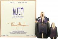 Thierry Mugler Alien Gift Set 30ml EDP Non-Refillable + 6ml EDP