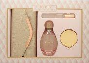 Sarah Jessica Parker Lovely Gift 100ml EDP + 10ml Roller Ball + Mirror + Bag