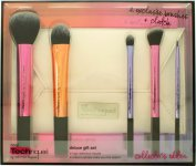 Real Techniques Collector's Edition Deluxe Gift Set 5 x Brush + Case