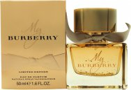 Burberry My Burberry Eau de Parfum 50ml Spray - Limited Edition